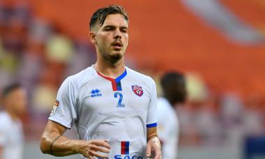 Denis Haruț, fundașul dreapta de la FC Botoșani / Foto: Sport Pictures