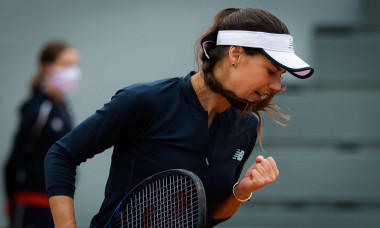 French Open Tennis, Day Three, Roland Garros, Paris, France - 29 Sep 2020