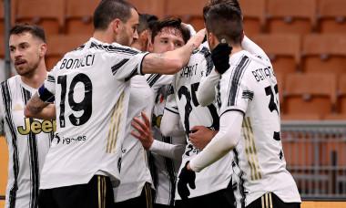 Italy: AC Milan Vs Juventus FC