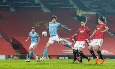 Manchester United v Manchester City, EFL Carabao Cup, Semi Final, Football, Old Trafford, Manchester, UK - 06 Jan 2021