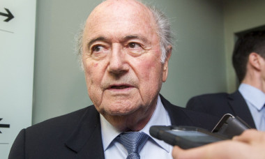 Sepp Blatter File Photo
