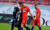 Andrei Miron și Vali Crețu, într-un meci FCSB - Gaz Metan Mediaș / Foto: Sport Pictures