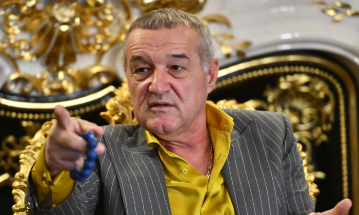 Gigi Becali, patronul de la FCSB / Foto: Sport Pictures