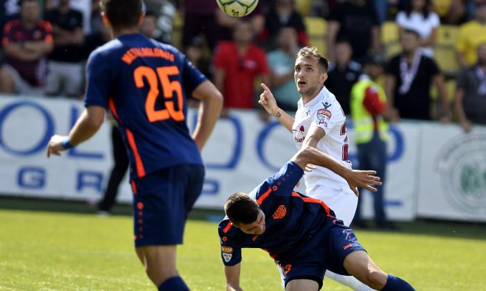 FOTBAL:FC METALOGLOBUS BUCURESTI-RAPID BUCURESTI, LIGA 2 CASA PARIURILOR (29.09.2019)