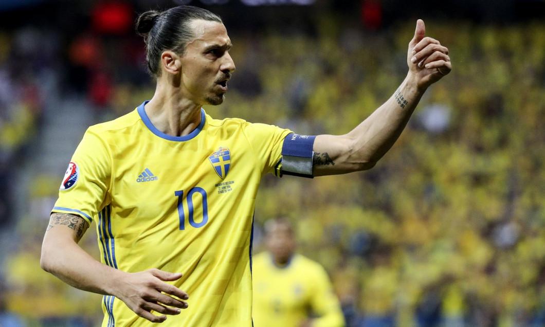 UEFA Euro 2016. Sweden vs. Belgium