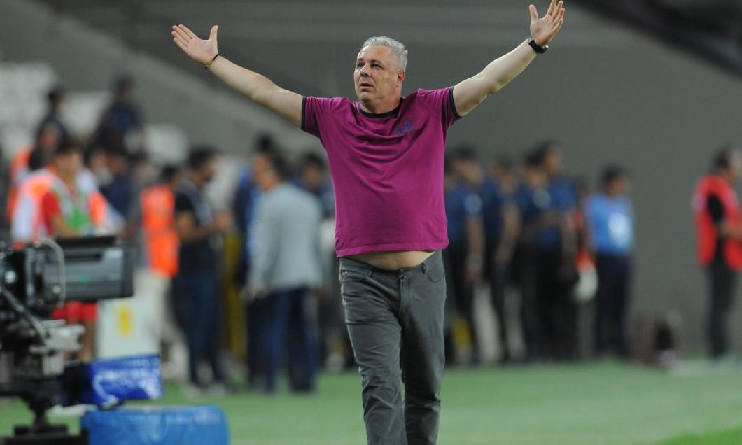 2019 - 2020 Turkish Super League football match between Gazisehir Gaziantep and Besiktas