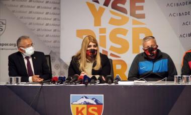 Dan Petrescu a fost prezentat oficial la Kayserispor / Foto: kayserispor.org.tr