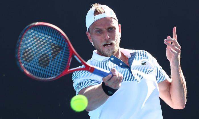 2019 Australian Open - Day 1