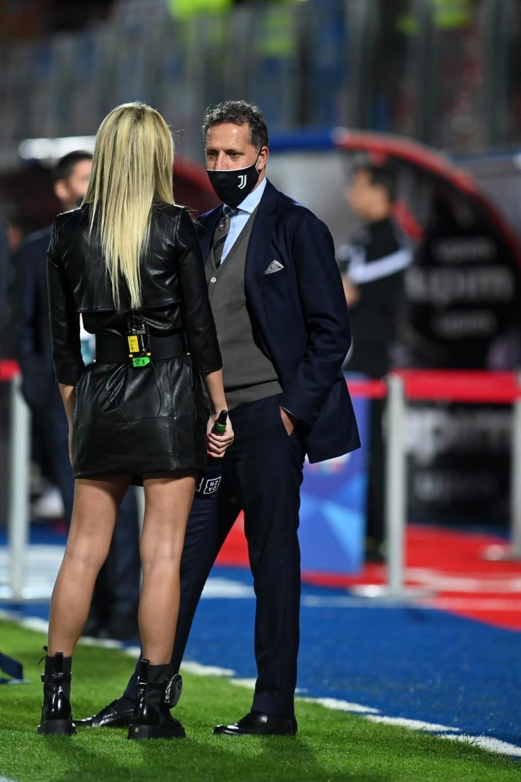 Crotone vs Juventus - Serie A TIM 2020/2021 Crotone vs Juventus - Serie A TIM 2020/2021