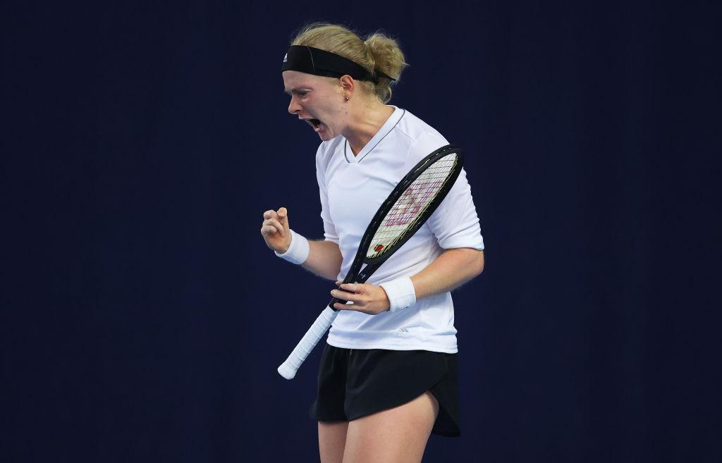 Când au văzut că are 8 degete, i s-a spus că nu are nicio șansă să joace tenis! Dar Francesca e gata de Australian Open
