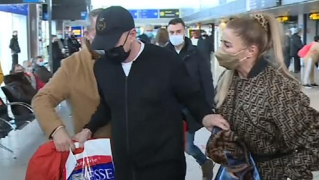 Reghe a aterizat la Bucureşti. Reacţia avută când a fost întrebat de Universitatea Craiova