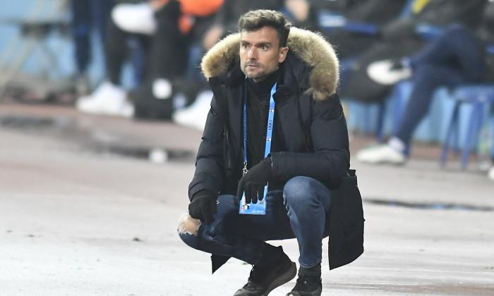 FOTBAL:FC HERMANNSTADT-UNIVERSITATEA CRAIOVA, LIGA 1 CASA PARIURILOR (31.10.2020)