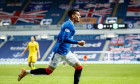Ianis Hagi, mijlocașul ofensiv al lui Rangers / Foto: Profimedia
