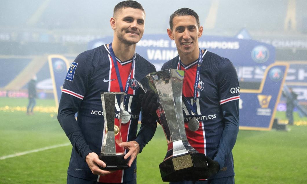 Paris Saint-Germain vs Olympique de Marseille - Champions Trophy