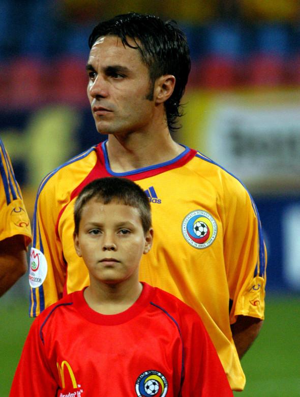 ROMANIA-BELARUS 3-1,PRELIMINARIILE C.E 2008 (7.10.2006)
