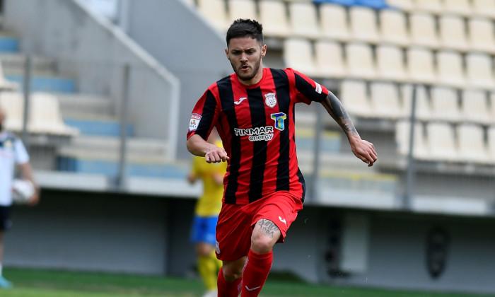Alex Ioniță, fotbalistul Astrei suspendat provizoriu pentru dopaj / Foto: Sport Pictures