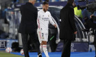 Football: Champions League match between Real Madrid and Inter Milan