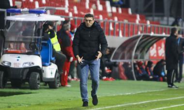 Eugen Neagoe, antrenorul Astrei / Foto: Sport Pictures