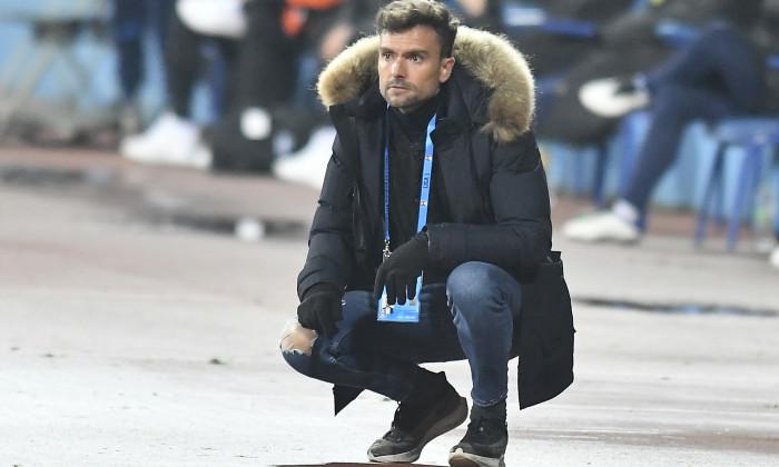 Ruben Albes, fostul antrenor al lui Hermannstadt / Foto: Sport Pictures
