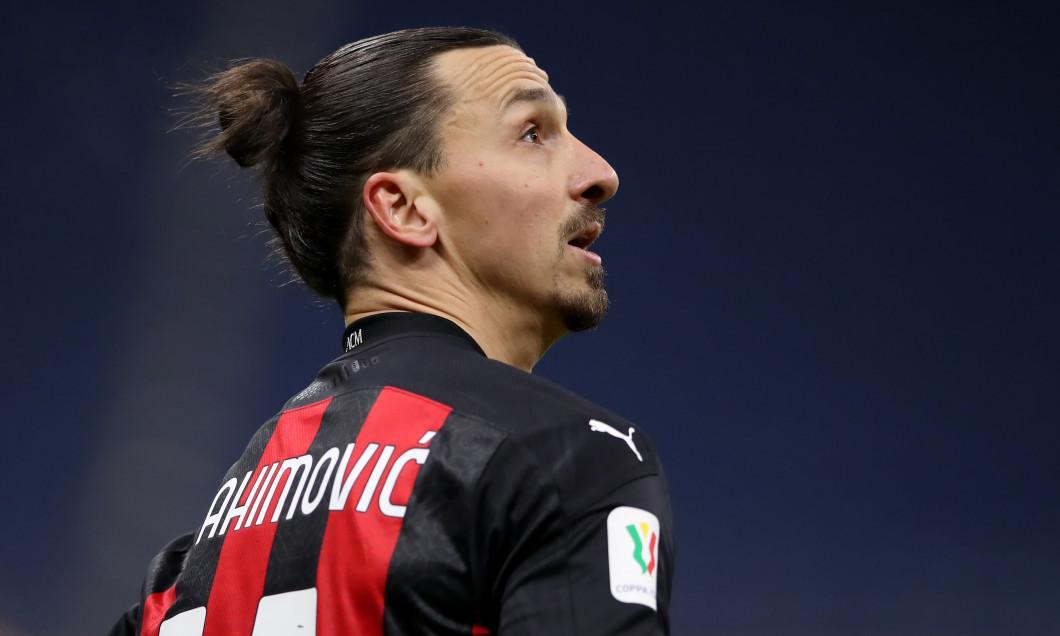 AC Milan v Torino - Coppa Italia - Giuseppe Meazza