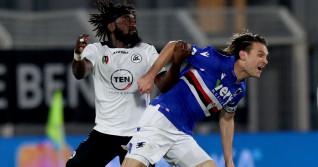 Spezia Calcio v UC Sampdoria - Serie A