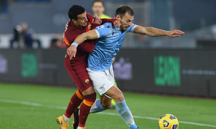 SS Lazio v AS Roma, Serie A, Football, Rome, Italy - 15-01-2021