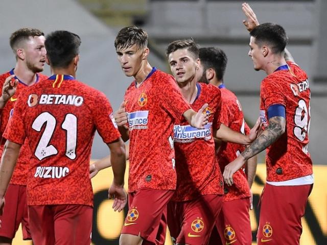 Viitorul - FCSB 0-0, ACUM, pe Digi Sport 1. Rednic, față în față cu liderul Ligii 1