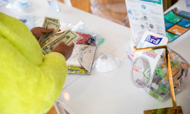 Popup Store In D.C. Sells Coronavirus Preparation Supplies