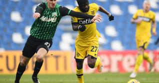 US Sassuolo v Parma Calcio - Serie A