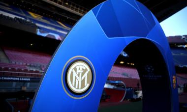 Actualul logo al lui Internazionale Milano / Foto: Getty Images