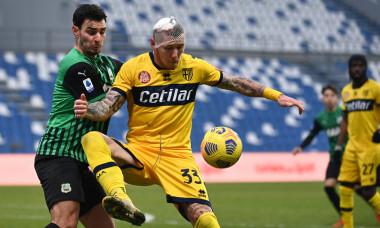Sassuolo vs Parma - Serie A TIM 2020/2021