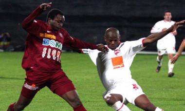 FOTBAL:CFR CLUJ-DINAMO BUCURESTI 1-0, LIGA 1 (17.10.2008)