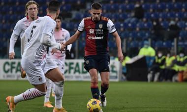 Cagliari vs Milan - Serie A TIM 2020/2021