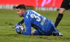 Cristi Bălgrădean, portarul de la CFR Cluj / Foto: Sport Pictures