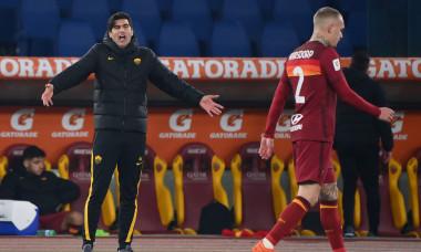 Roma vs Spezia - Coppa Italia - Ottavi di Finale 2020/2021
