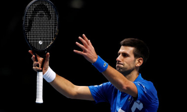 Nitto ATP World Tour Finals - Day Six