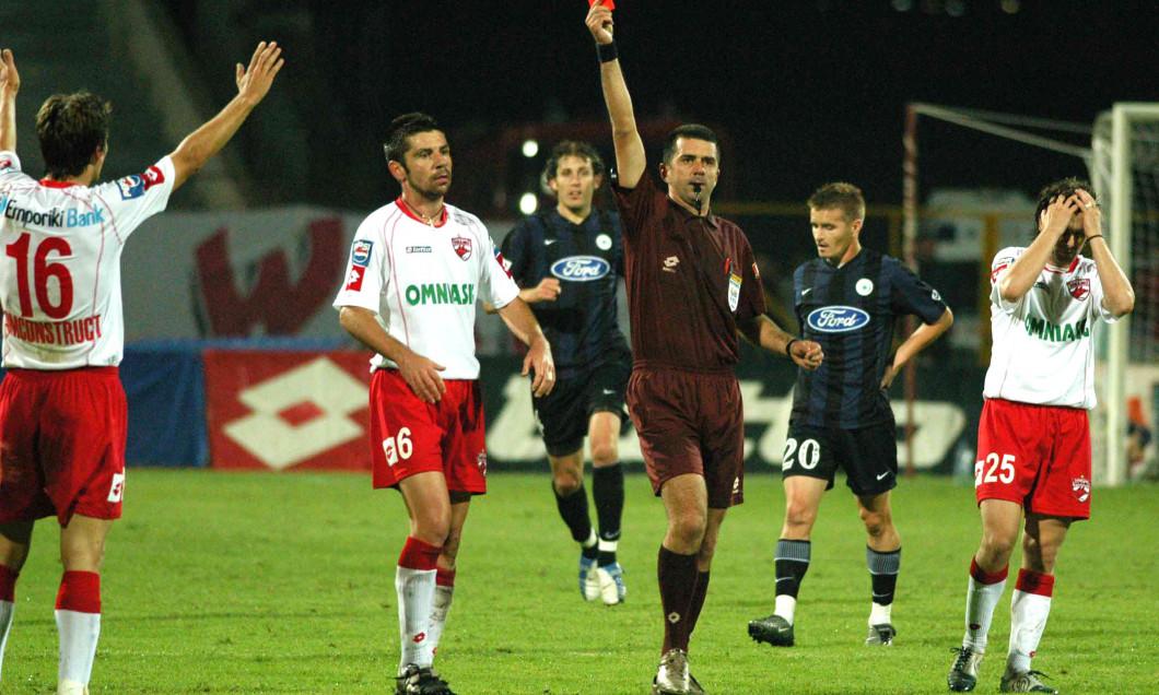 FOTBAL:DINAMO-FC NATIONAL 0-1 DIVIZIA A (12.09.2004)