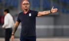 Italy: SS Lazio Vs Cagliari Calcio