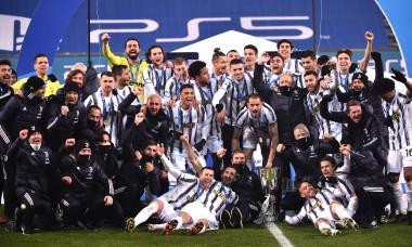 (SP)ITALY REGGIO EMILLIA FOOTBALL SUPER CUP FINAL JUVENTUS VS NAPOLI