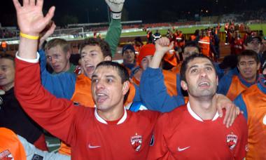 FOTBAL:DINAMO BUCURESTI-BAYER 04 LEVERKUSEN 2-1,CUPA UEFA (29.11.2006)
