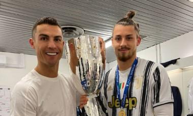 Dragusin - Ronaldo sport.ro