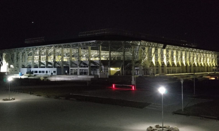imagine stadion sepsi sf gheorghe