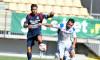 Daniel Florea și Mihai Dobrescu, într-un meci Chindia - Clinceni / Foto: Sport Pictures