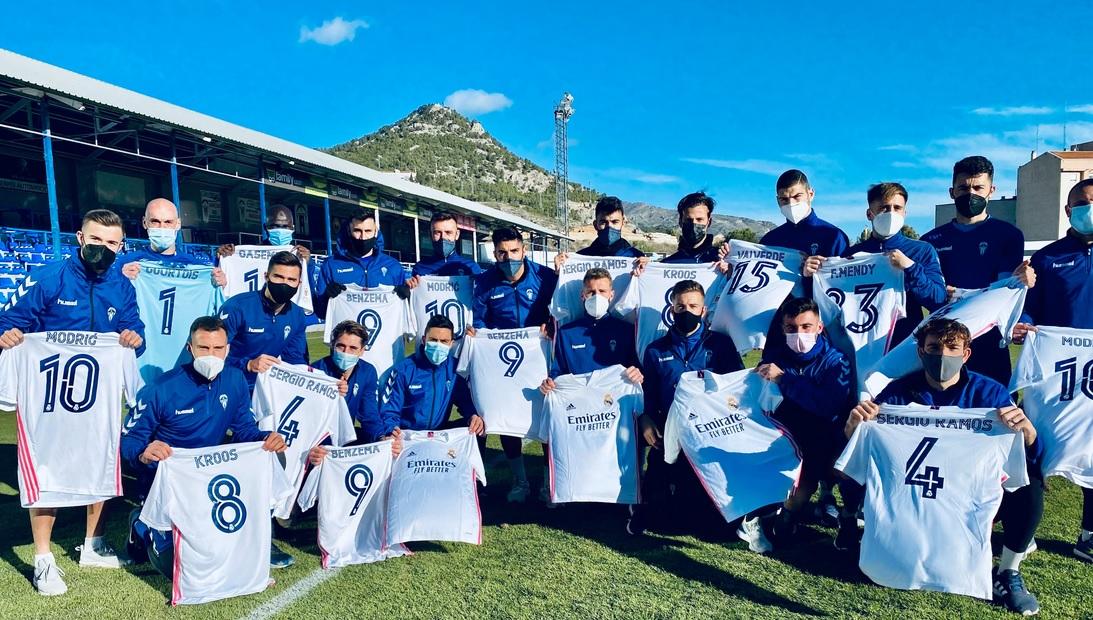 Cadoul oferit de Real Madrid jucătorilor de la Alcoyano, echipa care a eliminat-o din Cupa Spanieiy