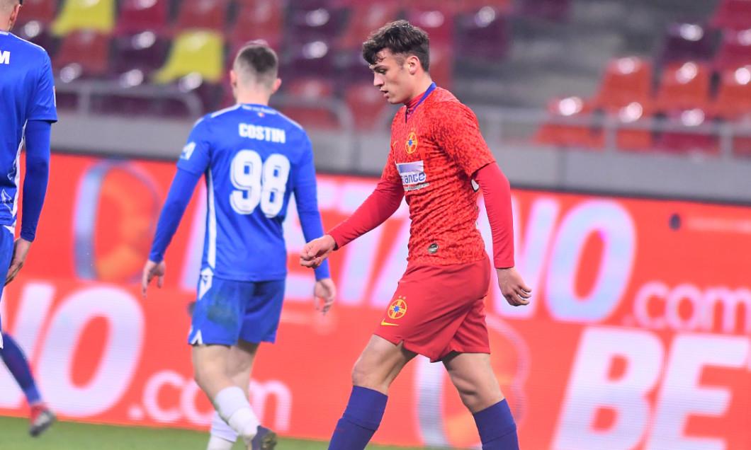Gabriel Fulga, atacantul de la FCSB / Foto: Sport Pictures