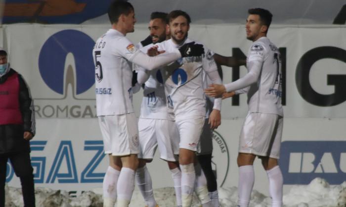 FOTBAL:GAZ METAN MEDIAS-FC VOLUNTARI, LIGA 1 CASA PARIURILOR (12.01.2021)
