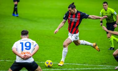 AC Milan v Atalanta BC, Italian Football Serie A, Milan, Italy - 23 Jan 2021