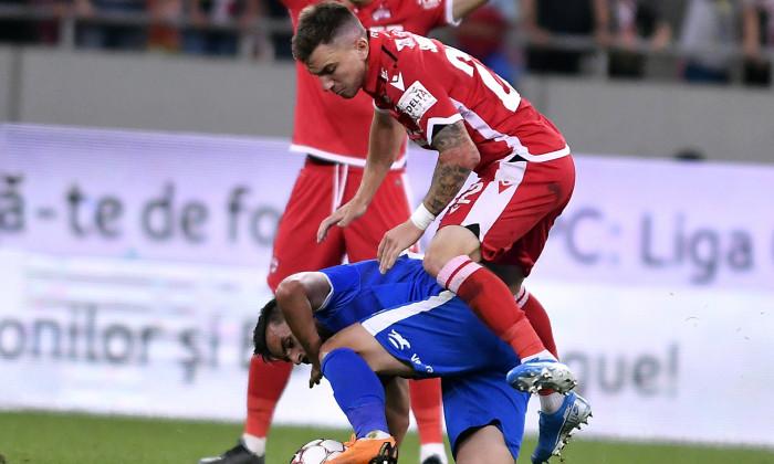 FOTBAL:DINAMO BUCURESTI-FC BOTOSANI, LIGA 1 CASA PARIURILOR (14.09.2019)