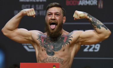 UFC 229 Khabib v McGregor: Weigh-Ins