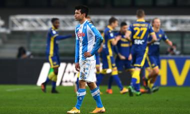 Hellas Verona FC v SSC Napoli - Serie A